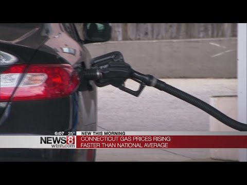 Gas prices on the rise across the country