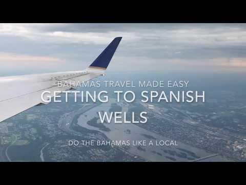 Going to Spanish Wells