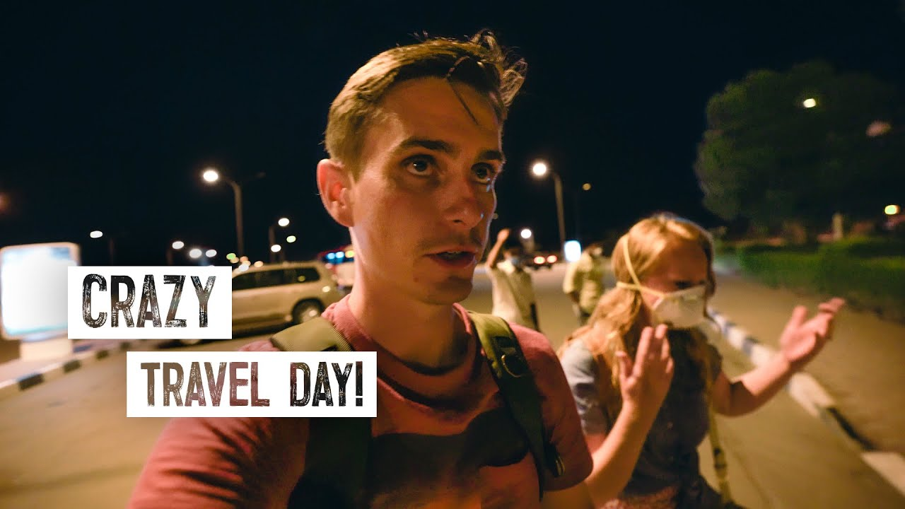 Travel Nightmare During Pandemic | Held at the Border  😳 (Oman to Dubai Bus Ride)