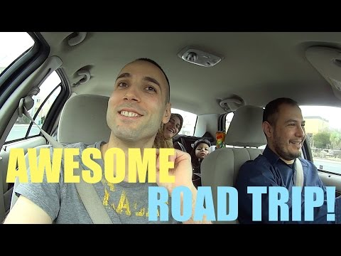 AWESOME ROAD TRIP FROM MARYLAND TO CONNECTICUT!