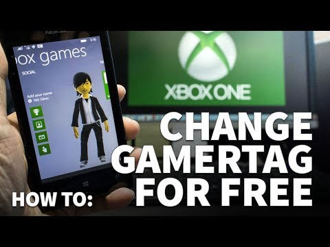 How to Change Gamertag for Free on Xbox One Your First Time – Change Gamertag Price Xbox One