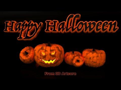 Maya Modeling Tutorial- Halloween Pumpkins part 2