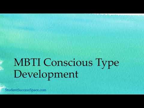 MBTI Conscious Type Development