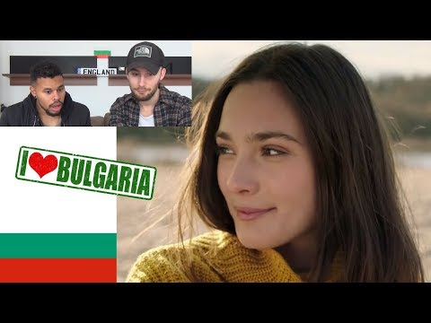 You can't help falling in love with her at first sight (Euro BG) | British Reaction Video