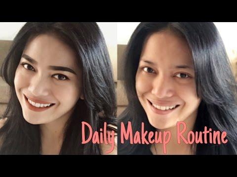Daily Makeup Routine | Nitha Fitria (Indonesia)