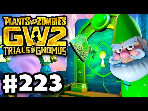 Green Trial of Balance! - Plants vs. Zombies: Garden Warfare 2 - Gameplay Part 223 (PC)
