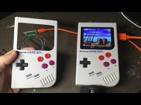 Game Boy Zero Guide Part 2 - The Controls