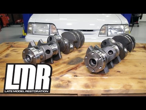 Mustang Scat 331 & 347 Stroker Kits (79-95)