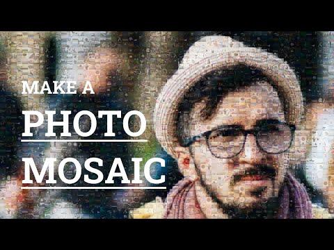 How to Make a Photo Mosaic | TurboMosaic Quick Start