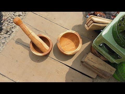 Kitchen Equipment Update: Mortar And Pestle Must Feature in My Nigerian Kitchen