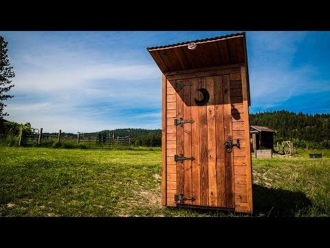 Privy Ranch: Luxury Outdoor Bathrooms, Custom Built