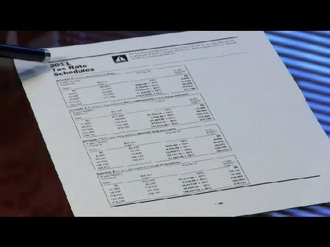 Tax Brackets Explained : Personal Tax Tips