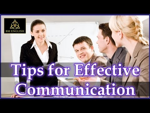 7 Tips On How To Improve Communication Skills