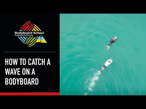 How To Catch More Waves - Bodyboard-School