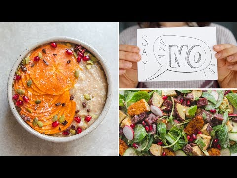 What I Eat in a Day (Vegan) + My New Years Resolutions!