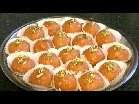 MOTICHUR KE LADOO *COOK WITH FAIZA*