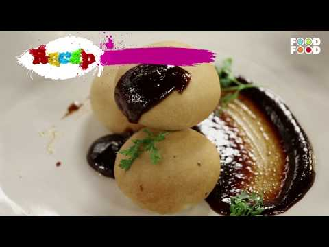 Peethiwali Baked Kachori | Holi Special | Chef Ajay Chopra | FoodFood