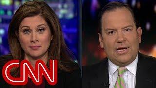 Erin Burnett spars with former Trump adviser over Stormy Daniels story