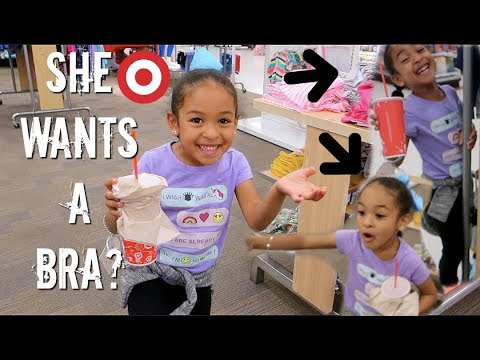THE FLOOR IS LAVA IN TARGET | SHOPPING FOR BATHING SUITS