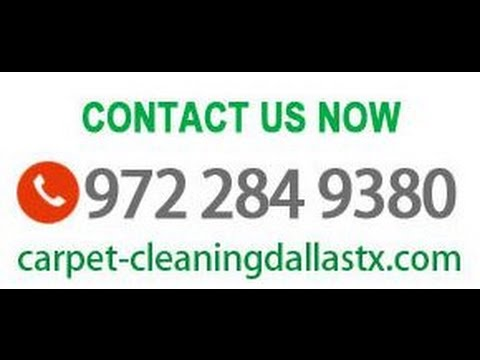 Carpet Cleaning Dallas TX - Carpet Steam Cleaning - Free Estimates