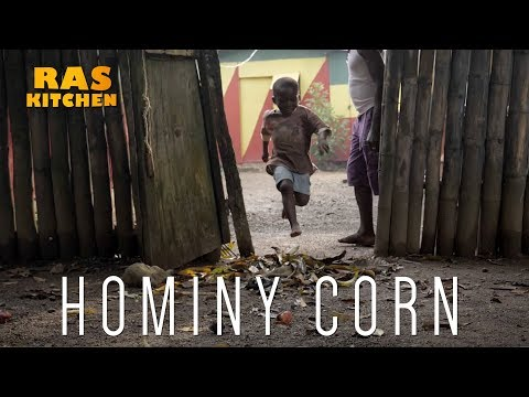 How to Prep Hominy Corn (and deal with weevils!)
