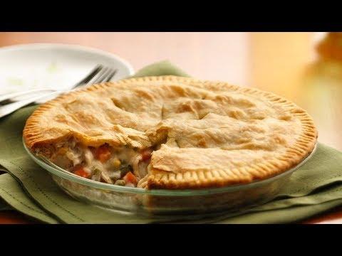 Classic Chicken Pot Pie | Pillsbury Recipe