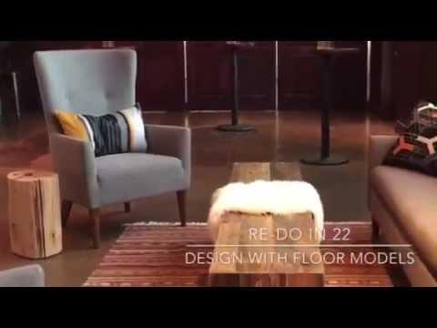 Re do in 22: Design With Floor Models