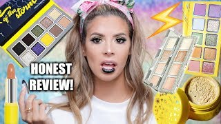 KYLIE COSMETICS WEATHER COLLECTION | HIT OR MISS??? & TUTORIAL