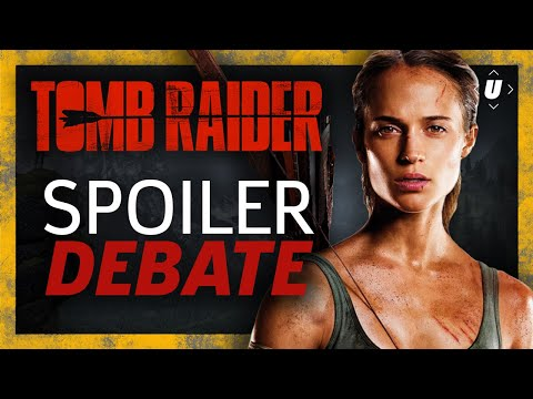 Tomb Raider Spoiler Debate: A Bad Film Or A Good Action Movie?