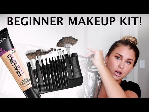 FREELANCE MUA STARTER KIT-on a budget | pt.1 | Beauty Banter