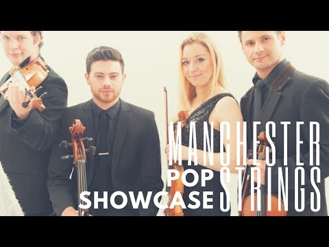 Manchester Strings // Pop Medley // Book Now At Warble Entertainment