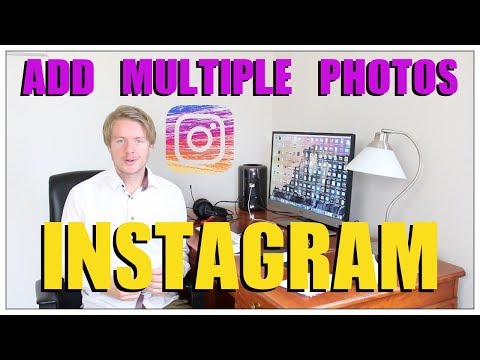 How to Add Multiple Photos on Instagram Story 2018