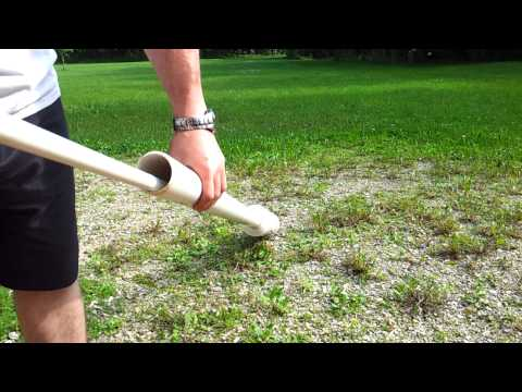 How to fire Spud Gun / Potato Gun