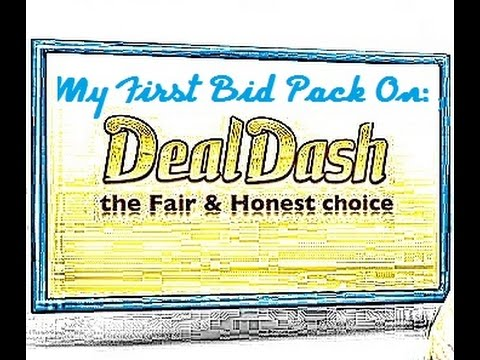 Dealdash Reviews - How I started on DealDash.com