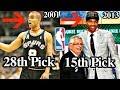 The GREATEST Value Pick From EVERY NBA Draft Since 2000