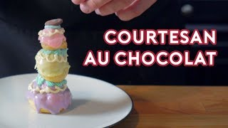 Binging with Babish: Courtesan au Chocolat from Grand Budapest Hotel