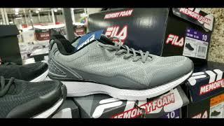 879a88bb86c FILA Memory Foam Athletic Shoes!  15!