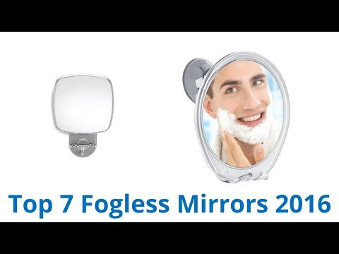 7 Best Fogless Mirrors 2016