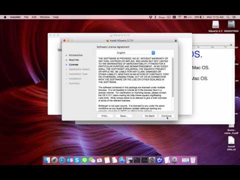 how to install Wine on Mac OS