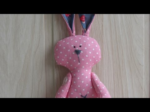 How To Sew a Pretty Patchwork Rabbit - DIY Crafts Tutorial - Guidecentral