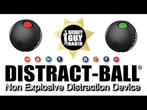 [178] Distract-Ball a Non Explosive Distraction Device - You Need One of These!