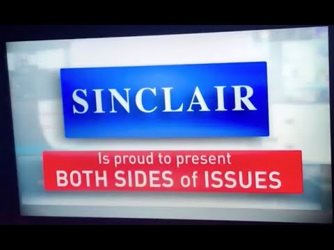 WATCH: Sinclair Media's Orwellian Discrediting Of Anti-Monopoly Message