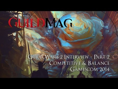 Guild Wars 2 Interview Part 2: Competitive and Balance
