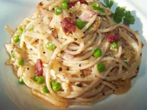How to Make Spaghetti Carbonara Healthier
