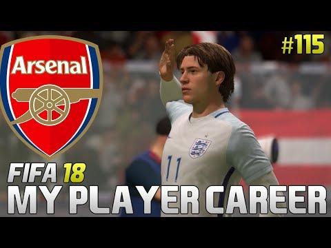 FIFA 18 Player Career Mode | Episode 115 | HE'S GOT THE GOALSCORING TOUCH!
