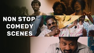 Non Stop Comedy Scenes Compilation 3 | 2017 Tamil Movies
