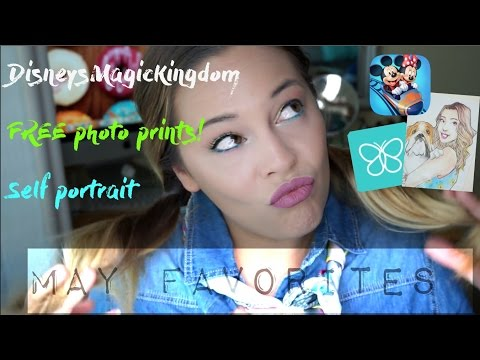 May Favorites 2016 | Disney's Magic Kingdom, FREE photo prints and more!