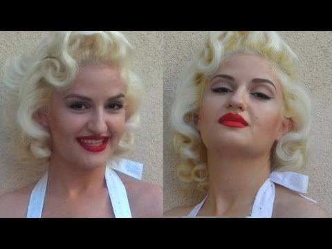 Official Marilyn Monroe Hair Tutorial