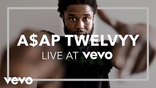 A$AP Twelvyy - Periodic Table (Live at Vevo)