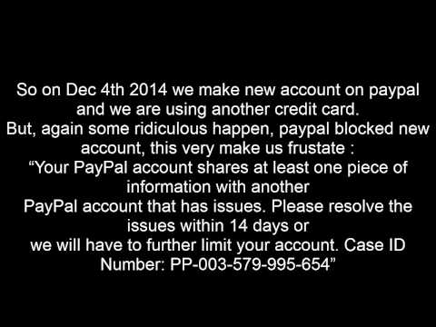 Paypal and Ebay is dumb and dumber